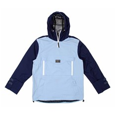 bunda GRIZZLY - OUTDOOR ALUMNI JACKET Blue (BLUE)