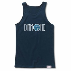 tílko DIAMOND - Deco Yacht Club Tank Navy (NVY)