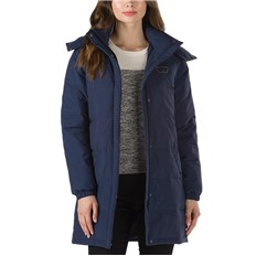bunda VANS - Doppler Puffer Mte Dress Blues (LKZ)