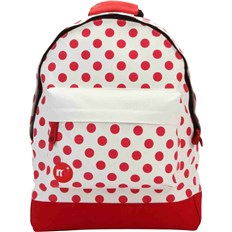 batoh MI-PAC - All Polka Natural/Red (A04)