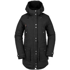 bunda VOLCOM - Walk On By 5K Parka Black (BLK)