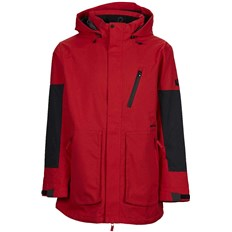 bunda BONFIRE - Strata Jacket Insulated Red (RED)