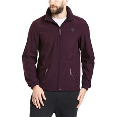bunda BENCH - Softshelll Jacket Dark Burgundy (BU017)
