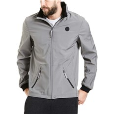 bunda BENCH - Softshelll Jacket Dark Grey (GY149)