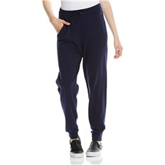 tepláky BENCH - Knitted Suit Pants Maritime Blue (BL193)