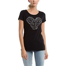 triko BENCH - Print Tee Black Beauty (BK11179)
