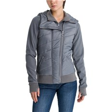 bunda BENCH - Mix N?…Match Jacket Dark Grey (GY149)