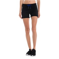 kraťasy BENCH - Sweat Short Black Beauty (BK11179)