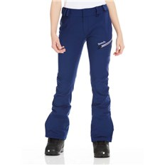 kalhoty BENCH - Softshell Pant Blue Depths (BL145)