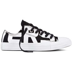 boty CONVERSE - Chuck Taylor All Star Black/White/White (BLACK-WHITE-WHITE)