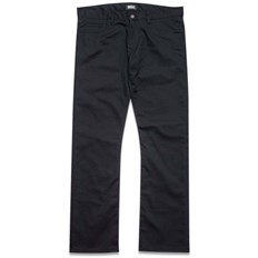 kalhoty GRIZZLY - Grizzly Premium Chino Black (BLK)