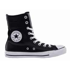 boty CONVERSE - CT AS Hi-Rise Seasonal Black White Black (BLACK c83c23890c