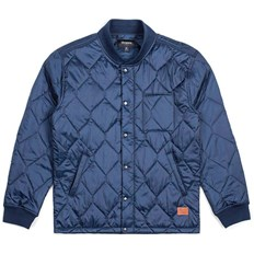 bunda BRIXTON - Crawford Jacket Navy (NAVY)