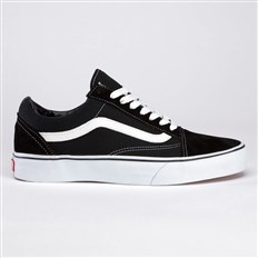 boty VANS - Old Skool Black/White (Y28)