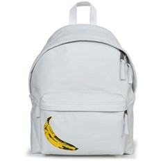 batoh EASTPAK - Andy Warhol Exclusive Padded PakR Leather Banana (16U)