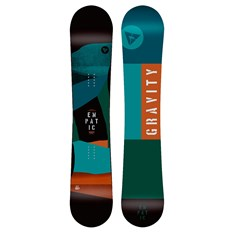 snowboard GRAVITY - Empatic Multi (MULTI)