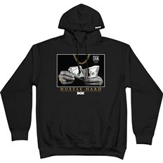 mikina DGK - Countin Loot Black (BLACK)