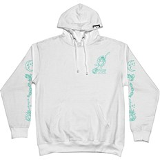 mikina DGK - Our World White (WHITE)