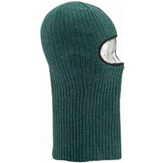 maska COAL - The Knit Clava Heather Forest Green (01)