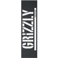 grip GRIZZLY - Oversized Stamp (WHT)
