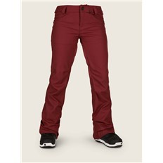 kalhoty VOLCOM - Species Stretch Pant Burnt Red (BTR)