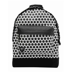 batoh MI-PAC - Honeycomb Black/White (012)