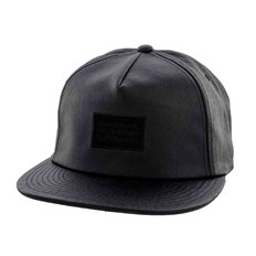 kšiltovka KREW - Refused Co. Slider Black (BLK)
