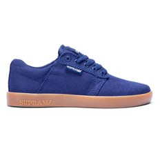 boty SUPRA - Kids Westway Blue Nights-Gum (BNT)