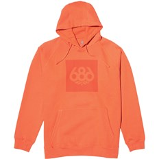 mikina 686 - Knockout Pullover Hoody Solar Orange (SLRO)