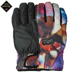rukavice POW - W's Crescent GTX Glove Glass (Short) (GL)