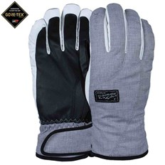 rukavice POW - W's Crescent GTX Glove Grey (Short) (GY)