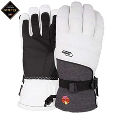 rukavice POW - W's Falon GTX Glove White (B4BC) (Short) (WH)