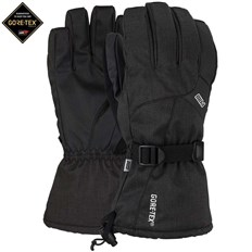 rukavice POW - Warner GTX Long Glove Black (Short) (BK)