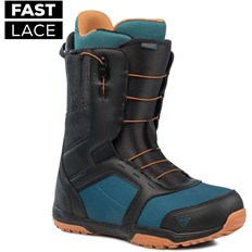 boty GRAVITY - Recon Fast Lace Black/Blue/Rust (BLACK/BLUE/RUST)