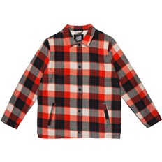 bunda SANTA CRUZ - Retreat Jacket Red Plaid (RED PLAID)