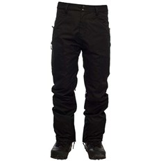 kalhoty SESSIONS - Agent Pant Black (BLK)