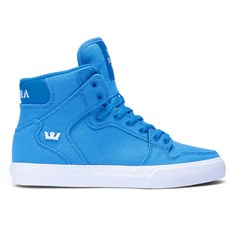 boty SUPRA - Kids Vaider Royal-White (ROY)