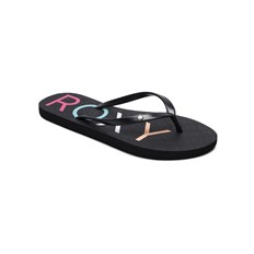 žabky ROXY - Sandy Ii Black Multi (BK5)