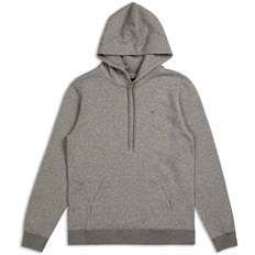 mikina BRIXTON - B-Shield Intl Hood Heather Grey (HTGRY)