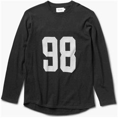 bunda DIAMOND - Jackson Football Top Black (BLK)