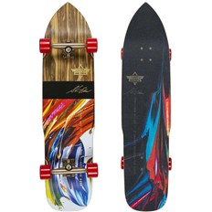 "longboard DUSTERS - Olson Longboard 36.9"" Kryptonic Red (KRYPRED)"
