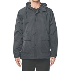 bunda GLOBE - Goodstock Thermal Utility Jkt Black (BLK)