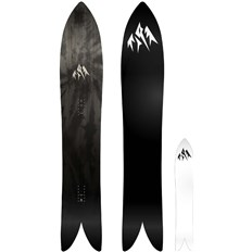 snowboard JONES - Lone Wolf Black (BLACK)