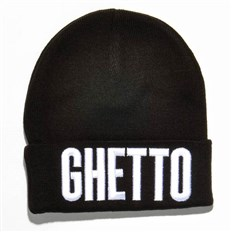 kulich KREAM - Ghetto Black/White (0010)
