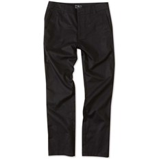 kalhoty METAL MULISHA - Nine To Five Chino Black  (BLK )
