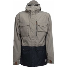 bunda SESSIONS - Ransack Jacket Charcoal (CHA)