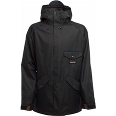 bunda SESSIONS - Scout Jacket Black (BLK)