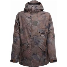 bunda SESSIONS - Scout Jacket Camo Black (CBK)