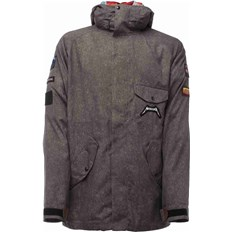 bunda SESSIONS - Metallica Colab Jacket Charcoal (CHA)