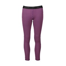 termo prádlo CLWR - Shelter Pant Grape Herringbone (322)